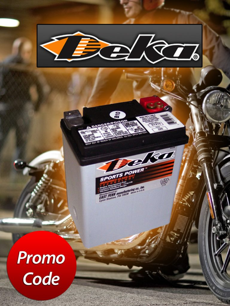 Deka Batteries - SPORTS POWER® - Total Battery