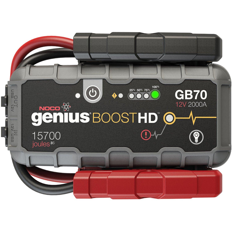 Noco Genius Gb70 Total Battery