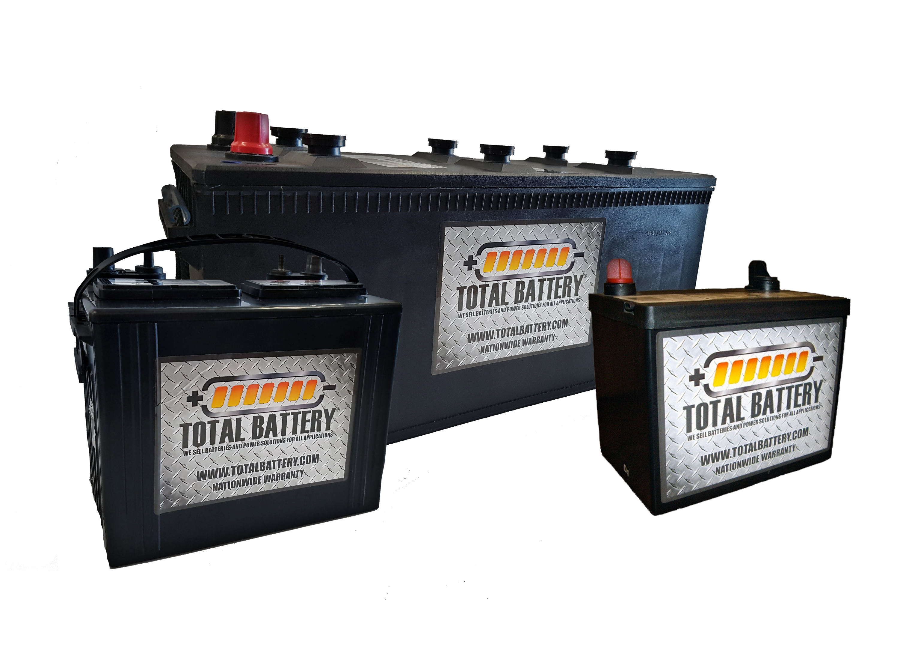 Total Battery Brand Total Battery
