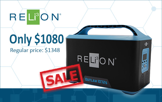RELION OUTLAW 1072S