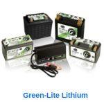 Braille Green-Lite Lithium
